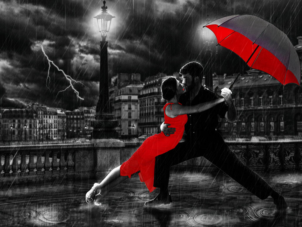 Last Tango In Paris by BluScreenPhotography