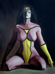 Spiderwoman by robpitts1969