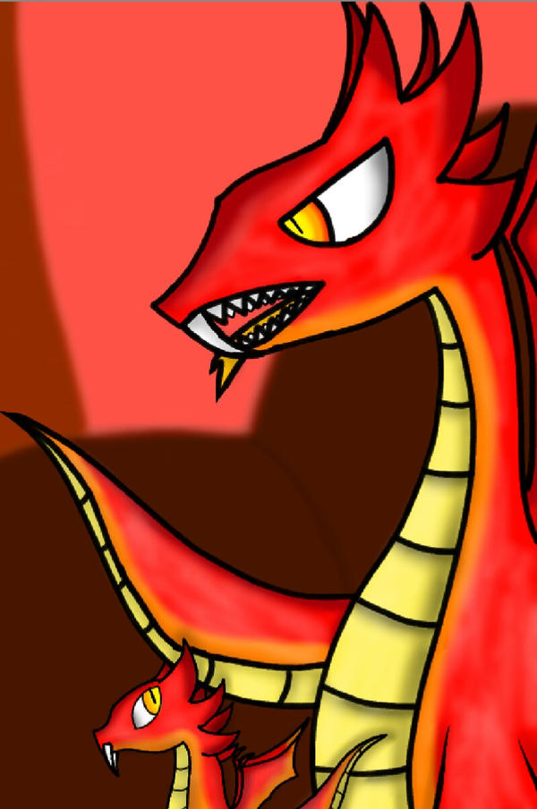 Dragons :) by SuhaiCo