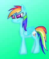 Rainbow Dash :D by SuhaiCo