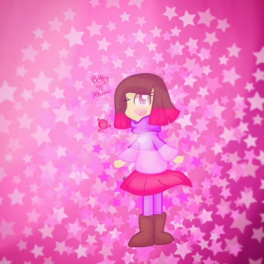 Glitchtale Betty  by SuhaiCo