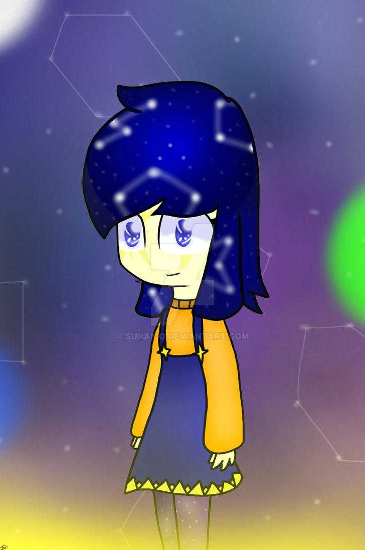 Oc - Space by SuhaiCo