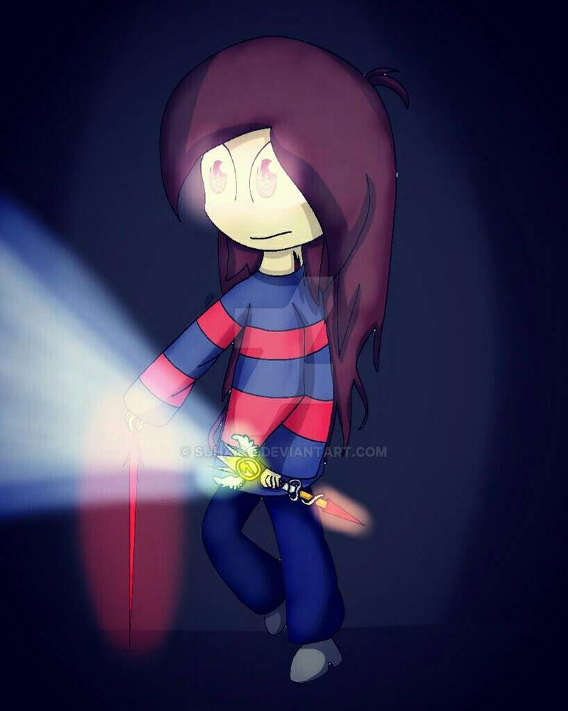 Ruby Thunder :D by SuhaiCo