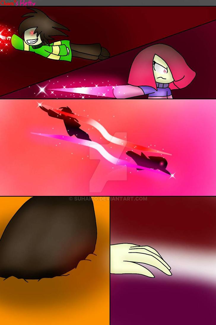 Chara vs Betty pt.5 by SuhaiCo