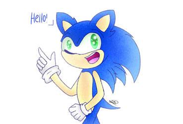 Sonic! by SuhaiCo