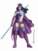Huntress by thesilvabrothers