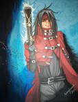 Project Final Fantasy - FFVII Vincent Valentine