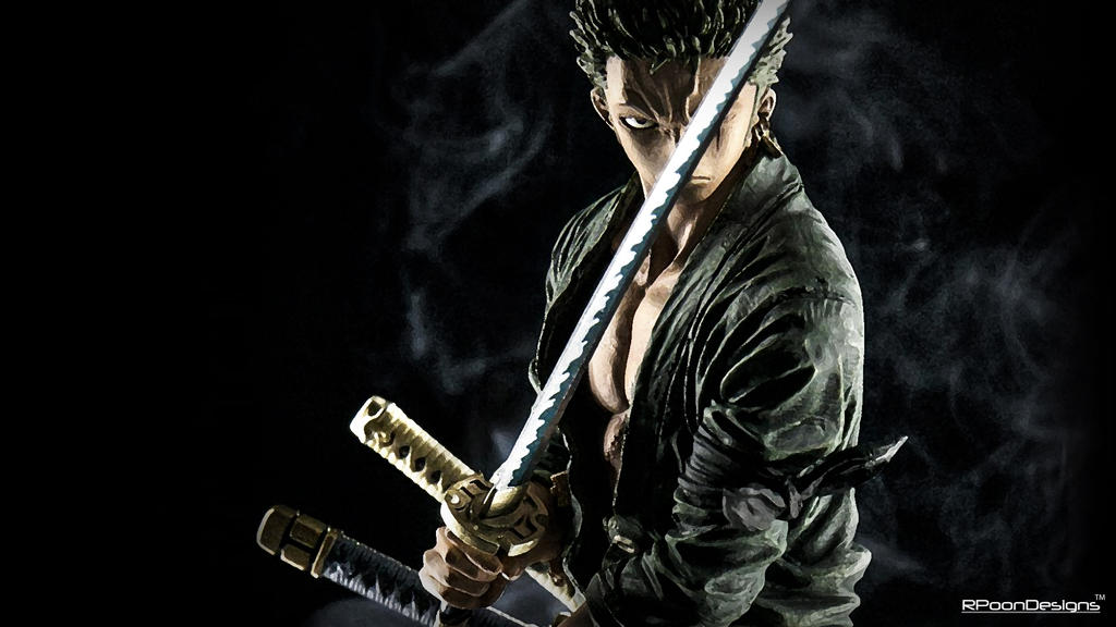 Roronoa Zoro Pirate Hunter by Ralpipoy on DeviantArt Zoro Roronoa New World