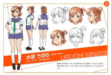Uruchi Minaya Maken Ki by JAZZ97