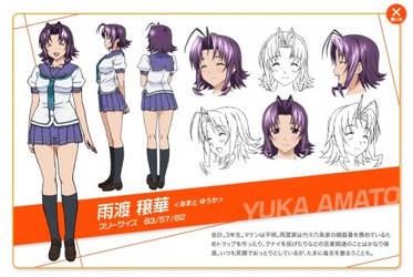 Yuka Amato Maken Ki by JAZZ97