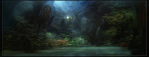 Fantasy Land by YX-OneBear