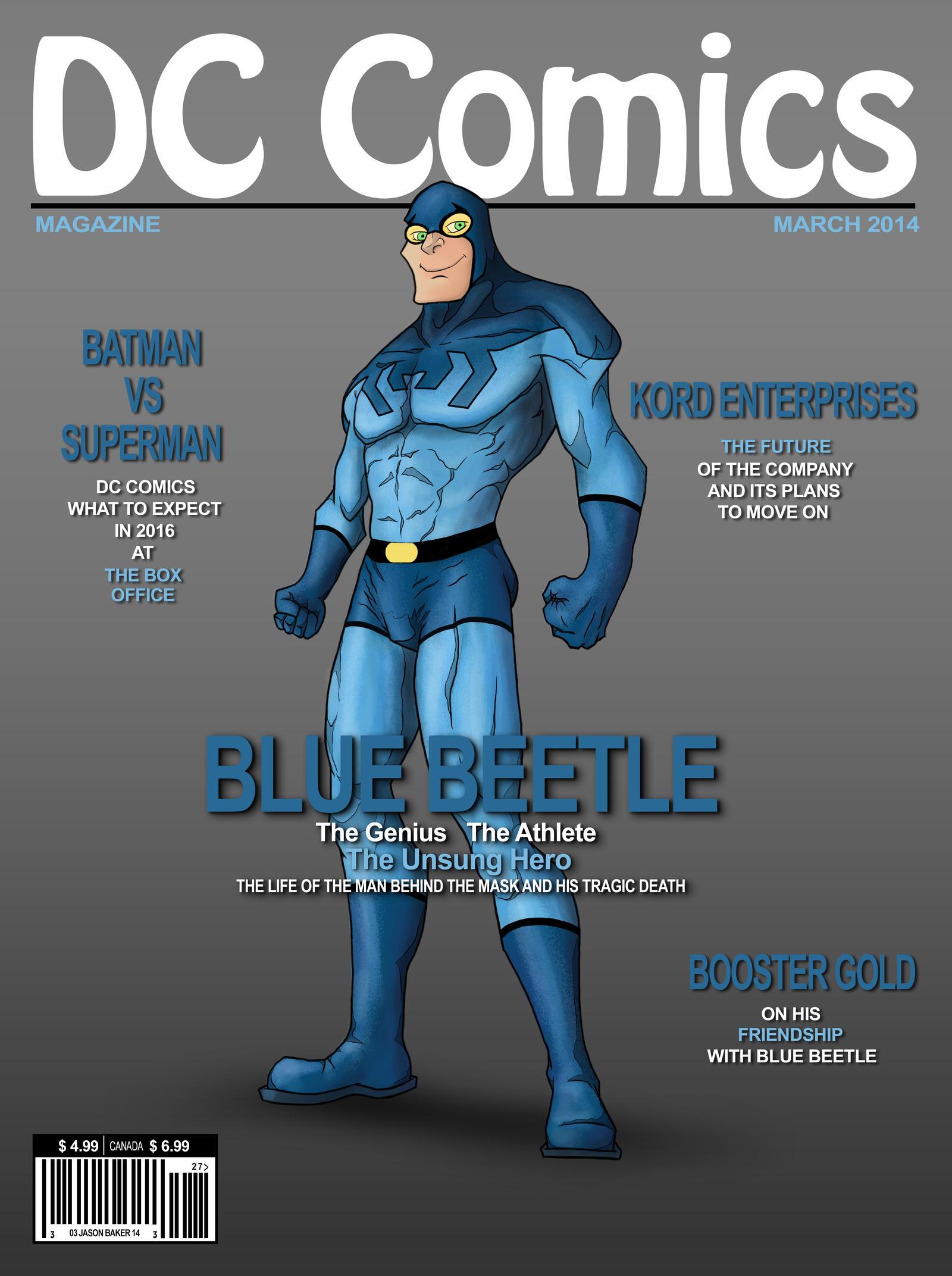 BeetleComic by jason720