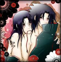 ItaSasu: Coming Closer by Aka-Joe