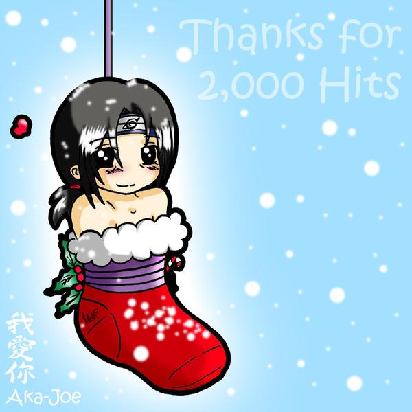Thanks for 2,000 Hits by Aka-Joe