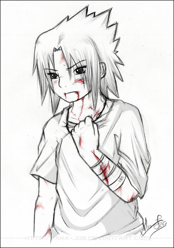 Wounded by Aka-Joe