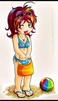 Summer Queen by Aka-Joe