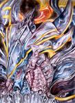 King of dragons Bahamut