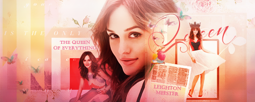 The Queen Of Everything    Signature by gotasecret-xx