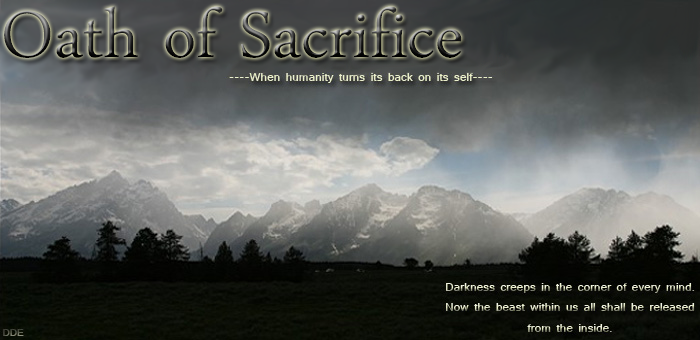 Oath of Sacrifice Banner by Volvagia--Vulcan