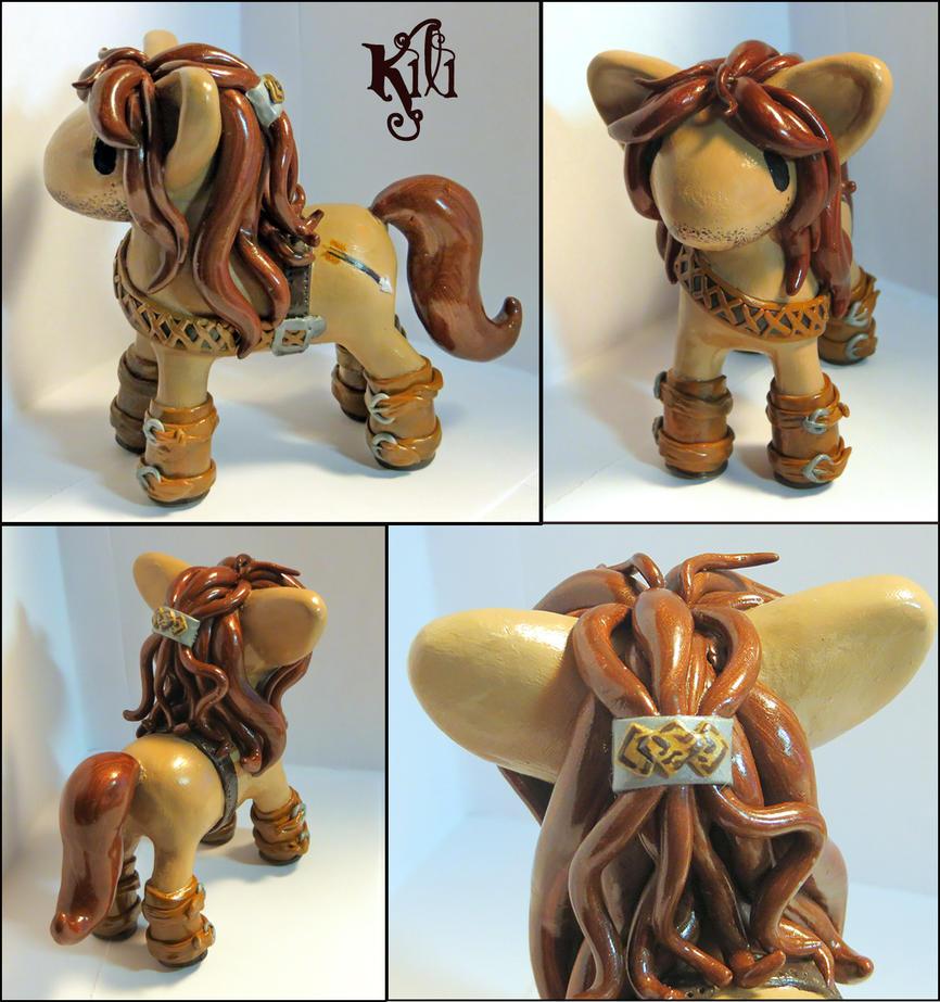 Kili Pony by balletvamp