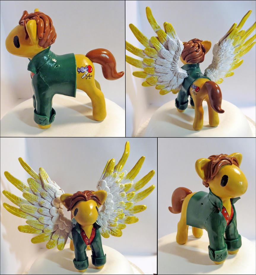 Gabriel Pony by balletvamp