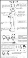 Anatomy Tips 'n' Tricks by k-d-t