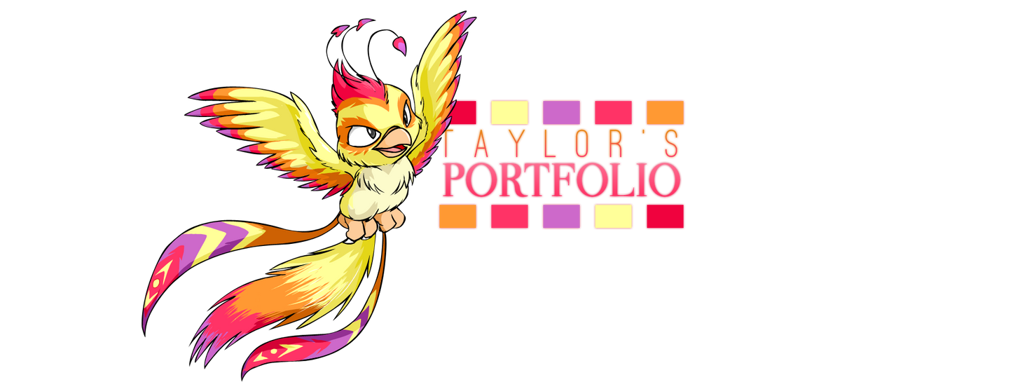 Taylor's Portfolio - Layout Request by codrant