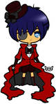 Ciel lineart colored by Sigity