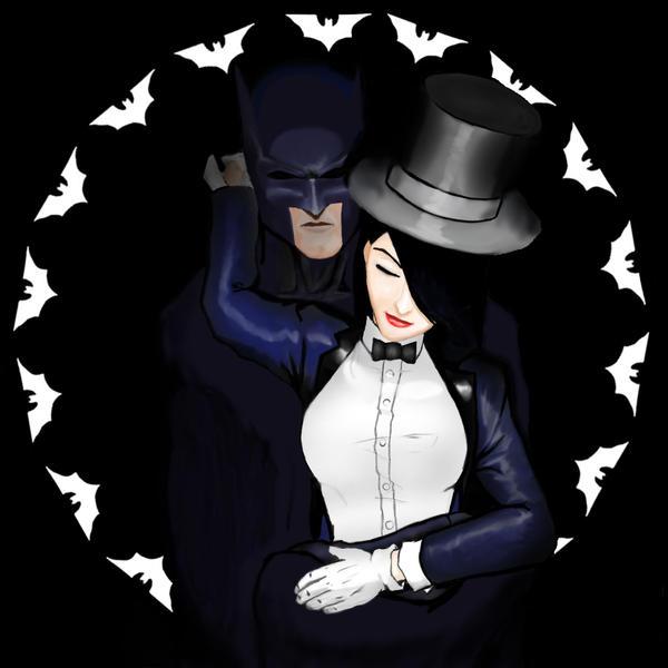Batman_Zatanna revisited by sladeone on DeviantArt