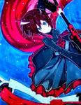 Art Trade: Ruby rose