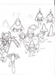 Fan-made Transformers