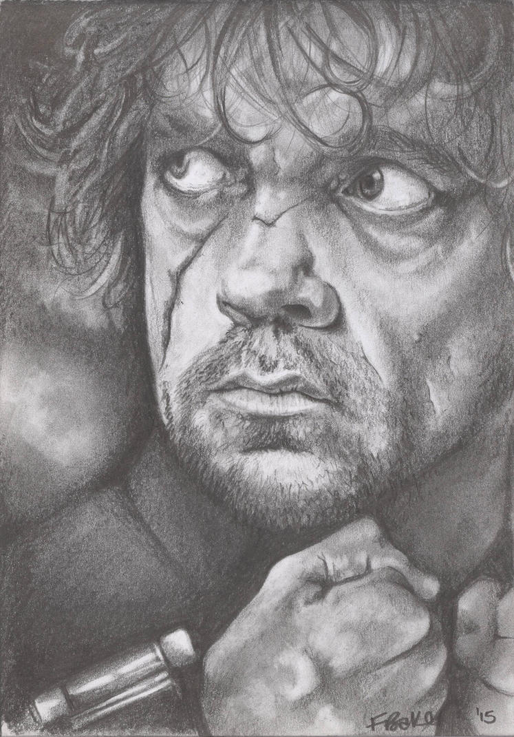 Tyrion by fionabird
