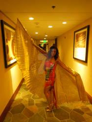 Dragon Lady takes flight. by FandomFoodie