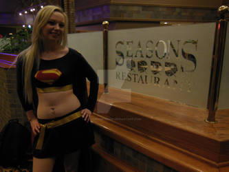 Supergirl Welcomes you to Seasons at the Red Lion by FandomFoodie