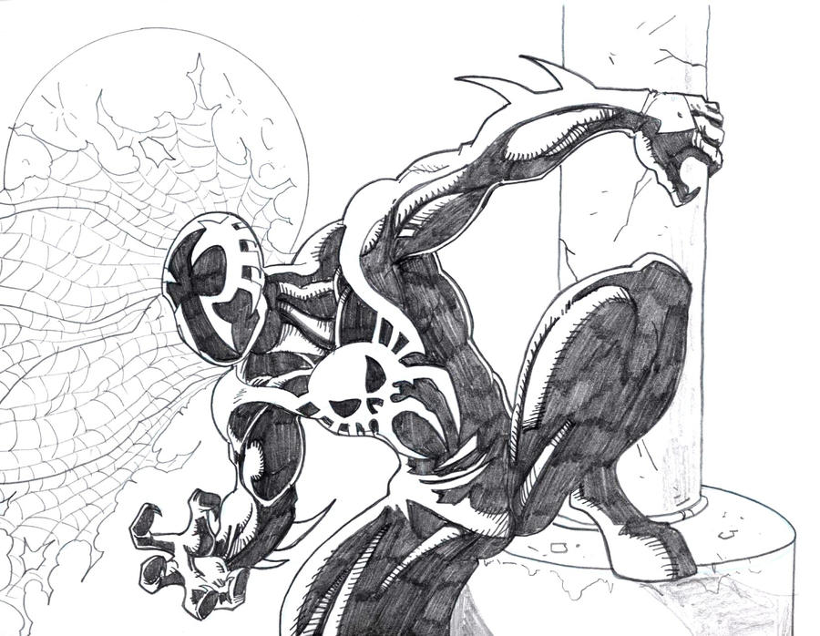 Spidrman 2099 free coloring pages for Spider man 2099 coloring pages