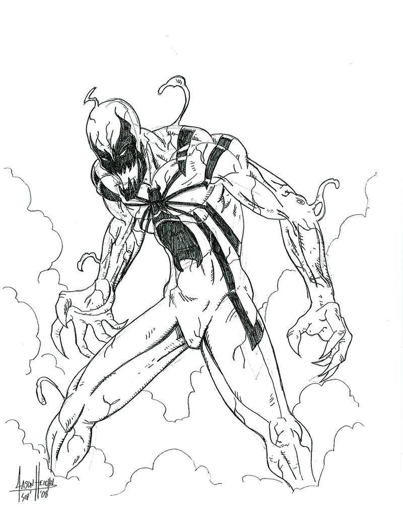 Anti Venom Spiderman Coloring Pages Coloring Pages