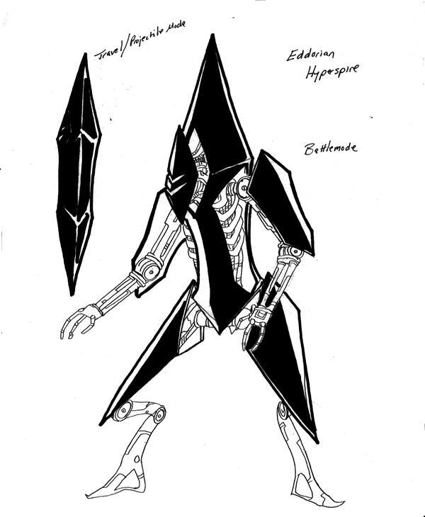 Robot Consortium-Hyperspire by Onore-Otaku