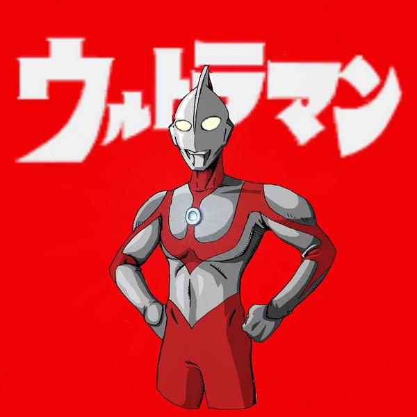 Ultraman by Jason-FH-Art