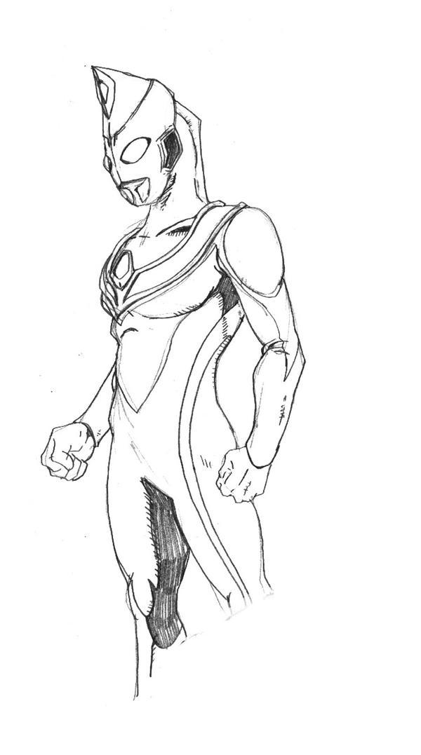 Ultraman Free Colouring Pages Ultraman Coloring Pages