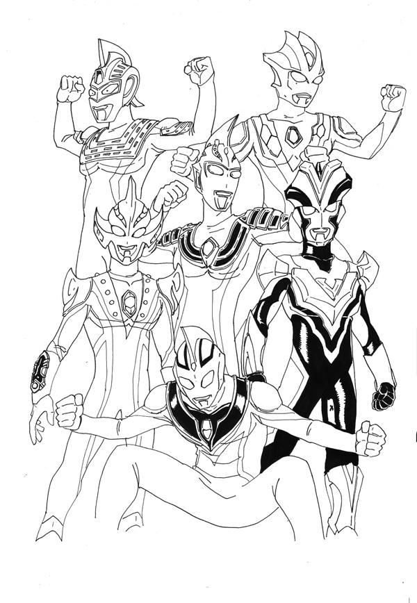 Ultraman Taro Coloring Pages Now Sketch Coloring Page Coloring Pages Ultraman