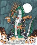 Toku-Tember Day: 7 Daijinryuu