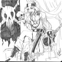 Pirate by Jason-Heichel