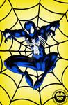 Spider-Man (Black Suit) Commission