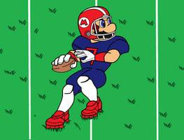(MKFL) Mushroom Kingdom Football League by DAHRam