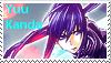 Yuu Kanda Stamp by DragonHeartLuver
