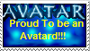 Avatard Stamp by DragonHeartLuver