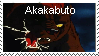 Akakabuto Stamp by DragonHeartLuver
