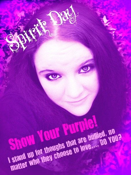 Show Your Purple by DragonHeartLuver