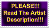 Read The Description Stamp