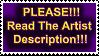 Read The Description Stamp by DragonHeartLuver